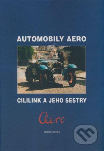 AGM CZ Automobily Aero - Miroslav Gomola cena od 942 Kč