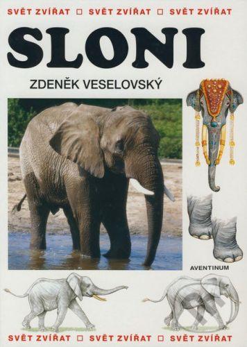 Aventinum Sloni - Zdeněk Veselovský cena od 97 Kč