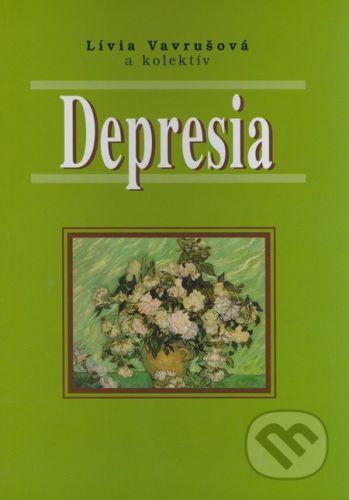 Osveta Depresia - Lívia Vavrušová a kol. cena od 176 Kč