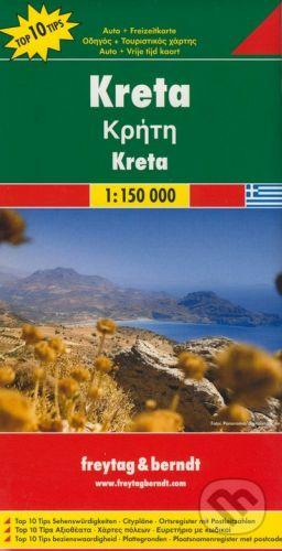 freytag&berndt Kreta 1:150 000 - cena od 181 Kč