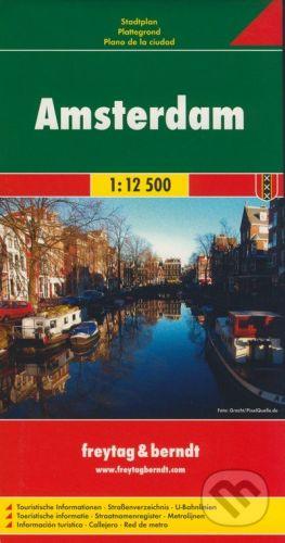 freytag&berndt Amsterdam 1:12 500 - cena od 155 Kč