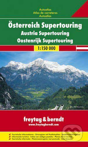 freytag&berndt Rakúsko 1:150 000 - cena od 303 Kč