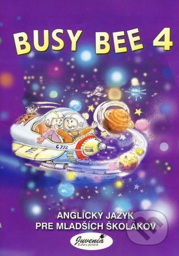 Juvenia Education Studio Busy Bee 4 - Mária Matoušková, Vratislav Matoušek a kol. cena od 108 Kč
