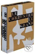 Phaidon Le Corbusier Le Grand - cena od 3560 Kč