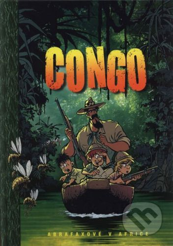 IRY Congo - Hubertus Rufledt, Thorsten Kiecker, Andreas Pasda cena od 0 Kč