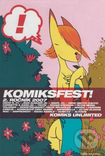 Labyrint, Sequence KomiksFest! 2. ročník 2007 - cena od 0 Kč