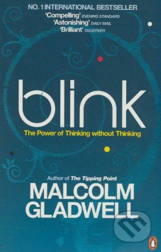 Penguin Books Blink - Malcolm Gladwell cena od 303 Kč