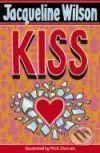 Corgi Books Kiss - Jacqueline Wilson cena od 222 Kč