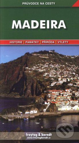 freytag&berndt Madeira - Bořivoj Indra cena od 181 Kč