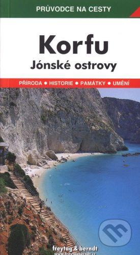 freytag&berndt Korfu - Jónske ostrovy - Luděk Fiala cena od 169 Kč