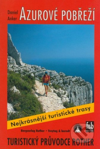 freytag&berndt Azurové pobřeží - Daniel Anker cena od 129 Kč