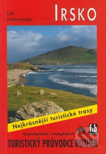 freytag&berndt Irsko - Ueli Hintermeister cena od 159 Kč
