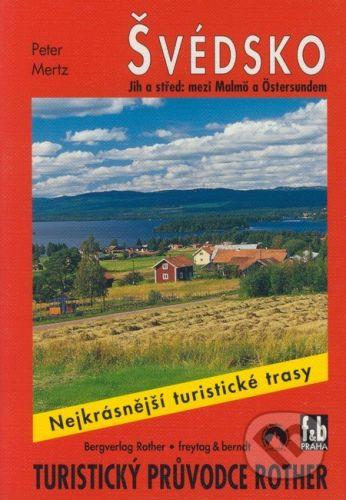 freytag&berndt Švědsko - Peter Mertz cena od 158 Kč