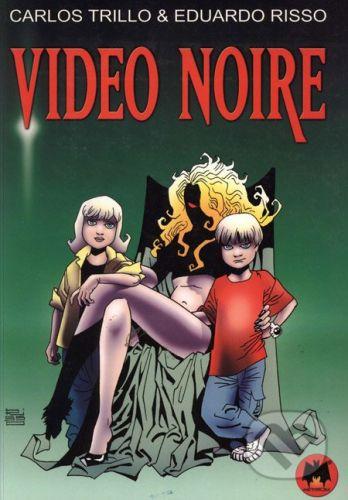 Netopejr Video noire - Carlos Trillo, Eduardo Risso cena od 145 Kč
