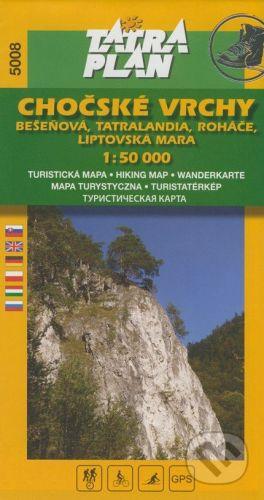 BB Kart Chočské vrchy - cena od 66 Kč