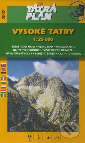 vydavateľ neuvedený Vysoké Tatry - cena od 85 Kč