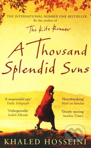 Hosseini Khaled: Thousand Splendid Suns cena od 186 Kč