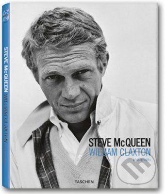 Taschen Claxton, McQueen - William Claxton cena od 266 Kč