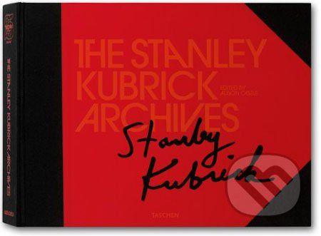 Taschen The Stanley Kubrick Archives - Alison Castle cena od 1422 Kč