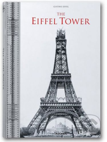 Bertrand Lemoine: The Eiffel Tower cena od 1088 Kč