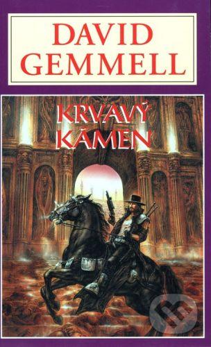David Gemmell: Krvavý kámen cena od 178 Kč