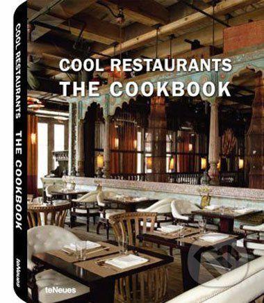 Te Neues Cool Restaurants The Cookbook - cena od 612 Kč