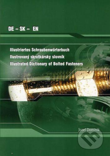 TechPark Ilustrovaný skrutkársky slovník - Jozef Dominik cena od 219 Kč