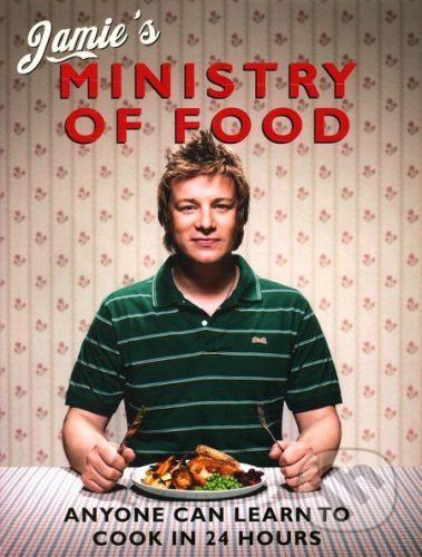 Michael Joseph Ltd Jamie's Ministry of Food - Jamie Oliver cena od 597 Kč