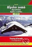 freytag&berndt Alpské země 1:400 000 - cena od 346 Kč