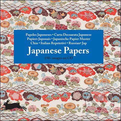 Pepin Press Japanese Papers - cena od 527 Kč