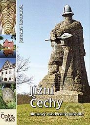 Jaroslav Kocourek: Český atlas - Jihozápadní Morava cena od 868 Kč