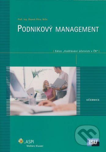 ASPI Podnikový management - Zbynek Pitra cena od 468 Kč