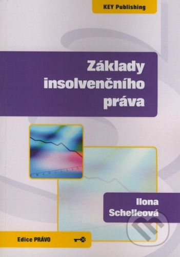 Key publishing Základy insolvenčního práva - Ilona Schelleová cena od 382 Kč
