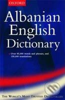 Oxford University Press Albanian-English Dictionary - L. Newmark cena od 1 142 Kč