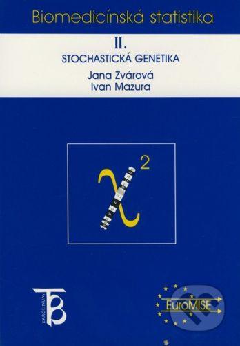 Karolinum Biomedicínská statistika II. - Jana Zvárová, Ivan Mazura cena od 125 Kč