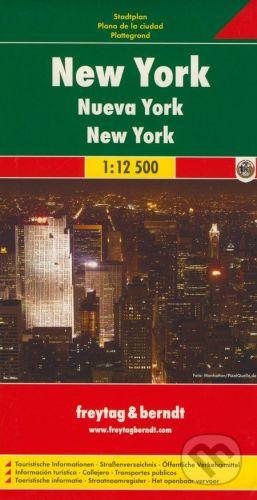 freytag&berndt New York 1:12 500 - cena od 159 Kč