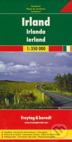 freytag&berndt Irsko 1:350 000 - cena od 190 Kč