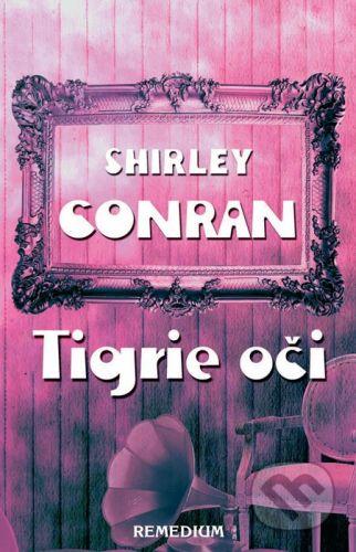 Shirley Conran: Tigrie oči cena od 182 Kč