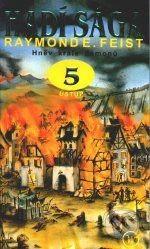 Wales Hadí sága 5: Hněv krále démonů - Ústup - R.E. Feist cena od 239 Kč