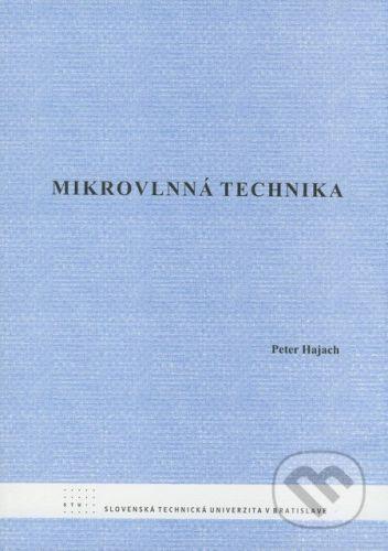 STU Mikrovlnná technika - Peter Hajach cena od 259 Kč