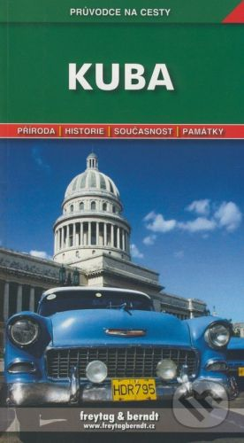 freytag&berndt Kuba - Marian S. Sucha cena od 222 Kč