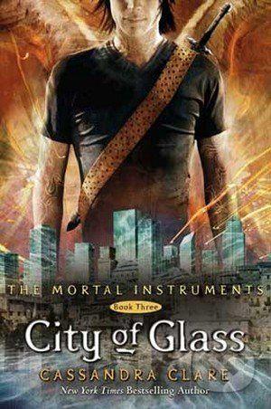 Clare Cassandra: City of Glass (Mortal Instruments #3) cena od 177 Kč