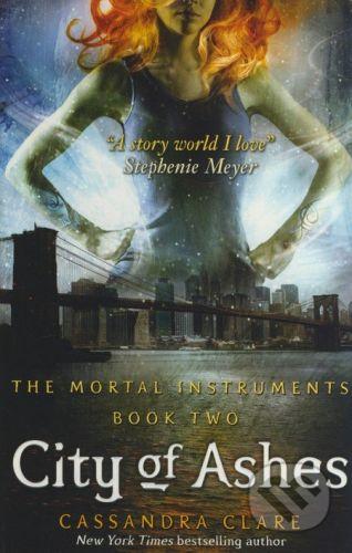 Clare Cassandra: City of Ashes (Mortal Instruments #2) cena od 211 Kč