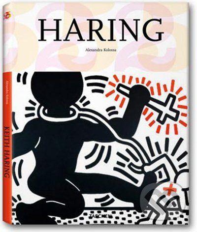 Taschen Haring - Alexandra Kolossa cena od 266 Kč