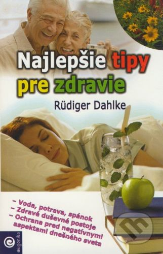 Eugenika Najlepšie tipy pre zdravie - Rüdiger Dahlke cena od 121 Kč