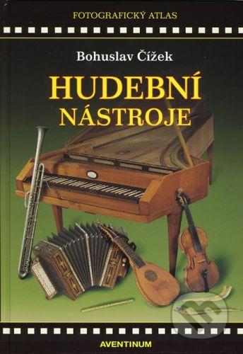 Bohuslav Čížek: Hudební nástroje cena od 425 Kč