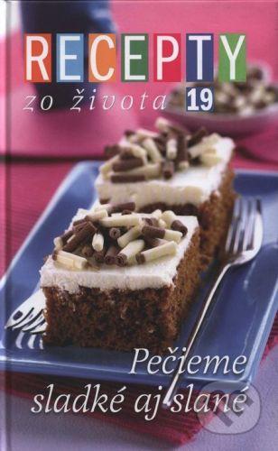 RINGIER Slovakia Recepty zo Života 19 - cena od 229 Kč