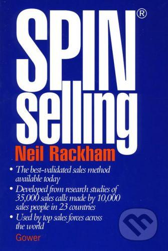 Gower SPIN Selling - Neil Rackham cena od 716 Kč