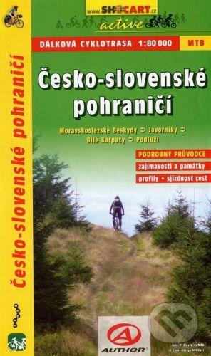 SHOCart Česko - slovenské pohraničí - cena od 95 Kč