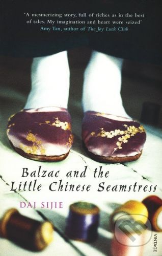 Vintage Balzac and the Little Chinese Seamstrees - Dai Sijie cena od 229 Kč